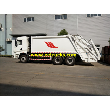 SINOTRUK 20000 Litres Trash Compressed Vehicles