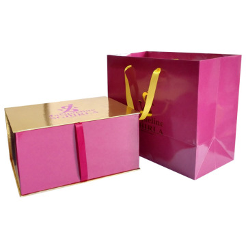 Printing services beautiful  custom paper gift box