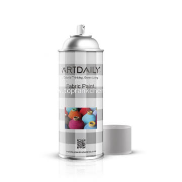 Permanent Fabric Spray Paint