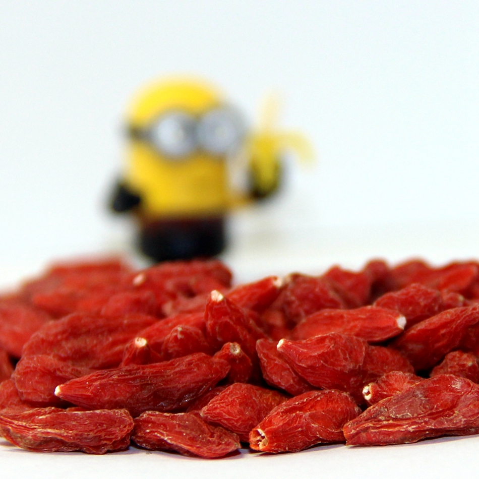 Size 580 Conventional Dried Goji