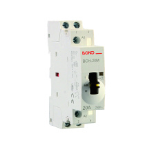 China for Modular Contactor BCH-20M 2P Manual Modular AC Contactors export to Guatemala Exporter