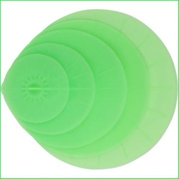 Practical Flexile Silicone Storage Reusable Lid
