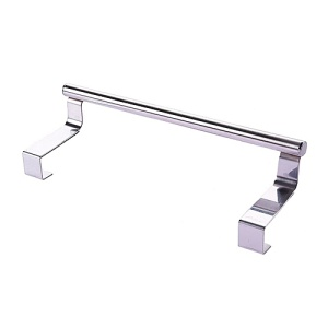 Wall Mounted Stainless Steel Single Row Towel Rack