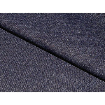 Glitter Denim Dress Cotton Fabric