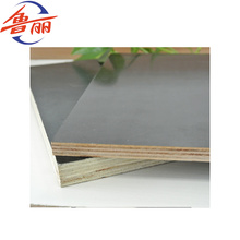 Leading Manufacturer for for Film Faced Plywood Price 18mm black construction film faced plywood supply to Malaysia Supplier