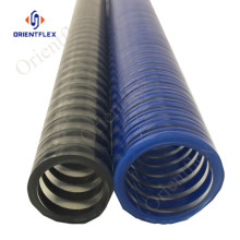 spiral water flow mining suction hose pipe