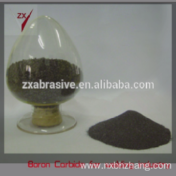 Popular boron carbide sandblasting abrasive for sale