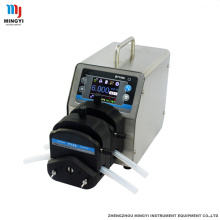 Quality for Filling Control Peristaltic Pump Small stepper motor peristaltic pump with hose export to New Zealand Factory