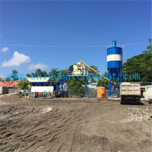 35 Ready Portable Concrete Batching Plant