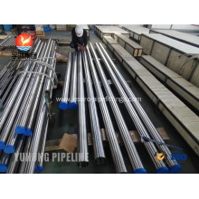 Leading Manufacturer for  ASME SB163 SB407 SB514 Incoloy 800H pipe supply to Niger Exporter