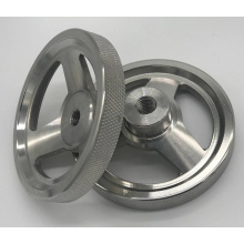High Definition for Stainless Steel Bushing Casting Steel Hand Wheel CNC Machine Hand Wheel export to Brazil Manufacturer