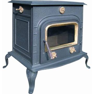 Cast Iron Stove Fireplace