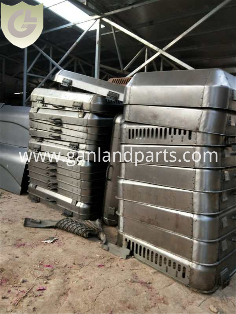 Engine Hood Excavator PC270-7