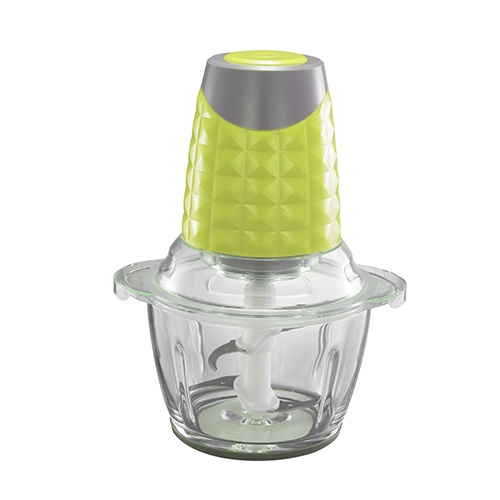 1.2L Glass bowl food chopper