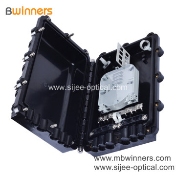 48 Cores Outdoor Aerial Install Fiber Optic Distribution Box Splice Closure