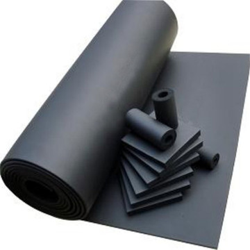 Neoprene Rubber Sheet CR Rubber Mat