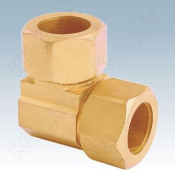 Hot Sale for for Brass Pipe Fitting 90 Degrees Pipe Fitting supply to Greenland Exporter