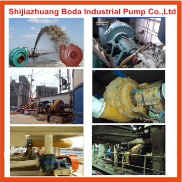 Standard Interchangeable OEM Slurry Pump Applications