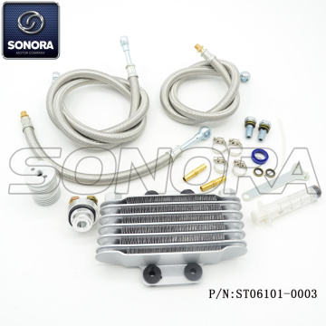 GY6-50 Radiator Set (P/N:ST06101-0003) Top Quality