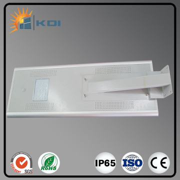 ISO All in One Solar Street Light