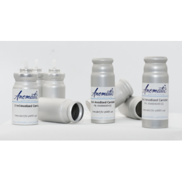 Drug delivery 'components Products MDI canisters