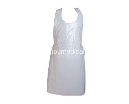 Disposable Medical Waterproof  PE Apron