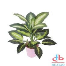 Artificial Potted Plastic Plants Available Free Sample