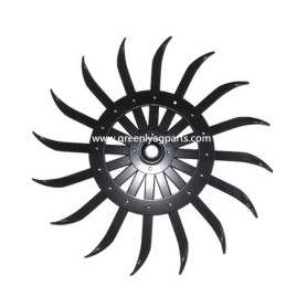 AN142664 3400-111 Rotary hoe wheel for John Deere