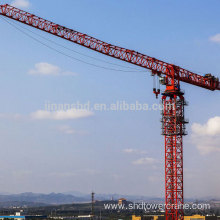 Tower Crane Factory 8ton Construction Tower Crane