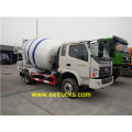 3000 Liters Mini Cement Mixers