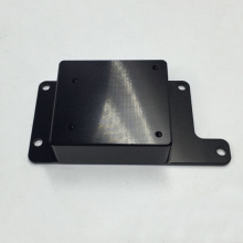 Aluminum Black Anodized Finish Service