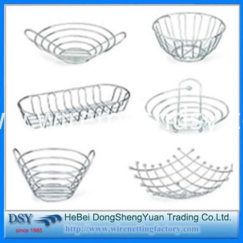 Wire mesh Fruit Basket