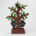 Tree Flip Clocks for Decro