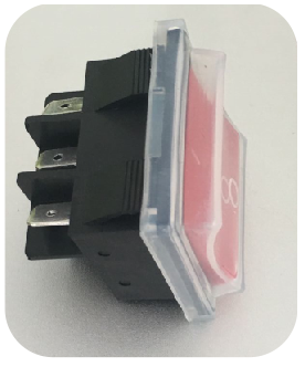 rocker switch KR3-1