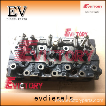 3D68E cylinder head block crankshaft connecting rod