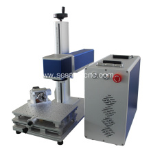 fiber laser marking machine for nonmetal and metal