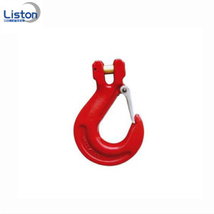 Superior G80 Alloy Steel Lifting Clevis Sling Hook