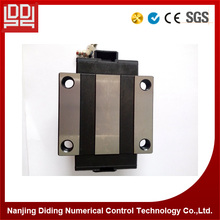 flange slider block MSA25 for cnc router machine