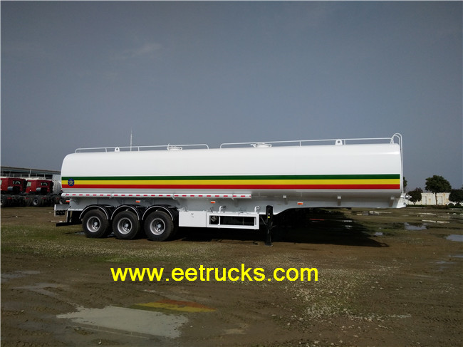 Oil Tank Semi Trailers
