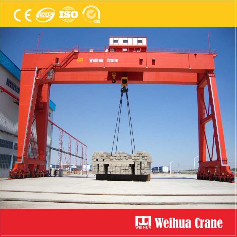Tunneling Shield Gantry Crane