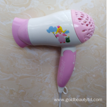 Unique Design Cartoon Pattern Lovely Children Hair Dryer