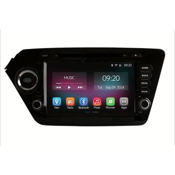 Comparison Car GPS stereo for K2 Rio