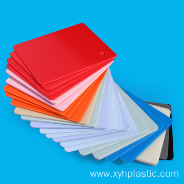 "1/2"" ABS Plastic SheetWith Reasonable Price"