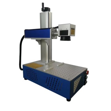 Air Colling 20W Fiber Laser Marking Machine