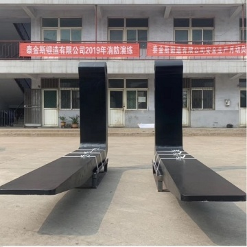 Capacity 5ton used loader forks for loader/crane/stacker/tractor