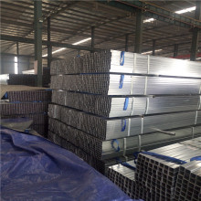 Pre galvanized 75X75 Tube Square Pipe