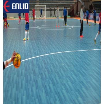 Portable Indoor Futsal Flooring PVC Floor for Futsal