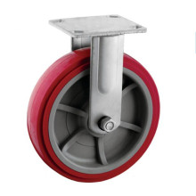 ODM for Industrial Heavy Duty Caster 150mm Pu wheel industrial caster export to Sao Tome and Principe Supplier