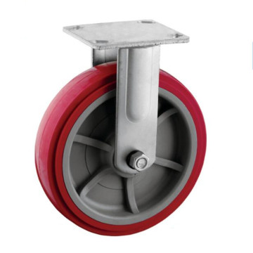 150mm Pu wheel industrial caster