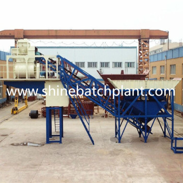 Small Concrete Batch Plant